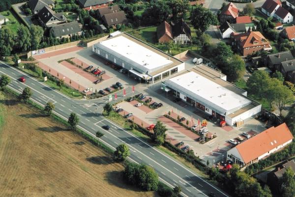Fachmarktzentrum Diepholz - genos