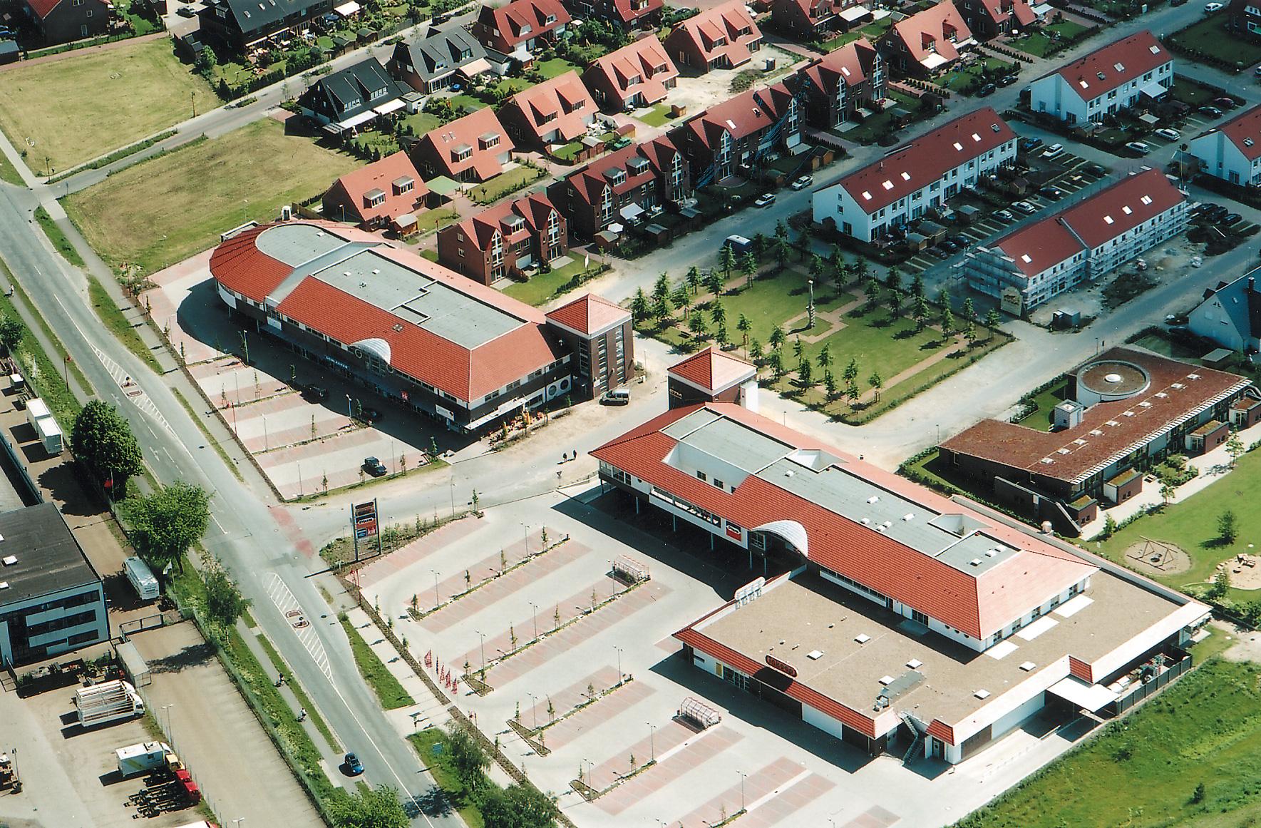 Nahversorgungszentrum Brinkum - genos